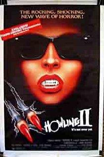 Howling II: Stirba - Werewolf Bitch (1985) cover