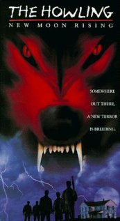 Howling: New Moon Rising 1995 poster