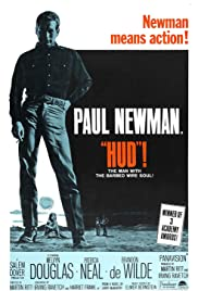 Hud (1963) cover