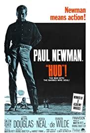 Hud (1963) cover