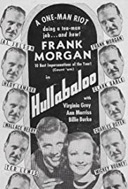 Hullabaloo 1940 poster