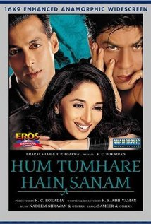 Hum Tumhare Hain Sanam (2002) cover