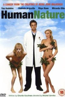 Human Nature (2001) cover