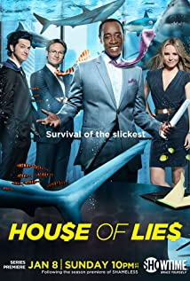 House of Lies 2012 poster