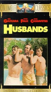 Husbands 1970 poster