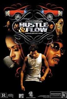 Hustle & Flow 2005 poster