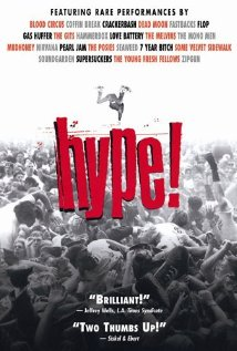 Hype! 1996 poster