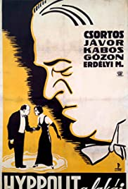 Hyppolit a lakáj (1931) cover