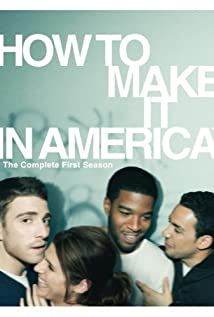 How to Make It in America (2010) cover