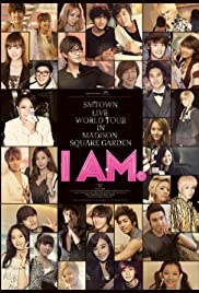 I Am (2012) cover