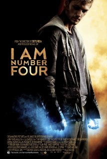 I Am Number Four (2011) cover