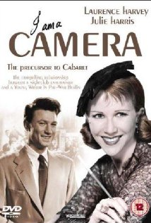 I Am a Camera 1955 poster