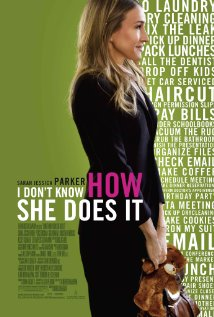I Don't Know How She Does It (2011) cover