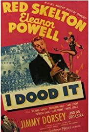 I Dood It (1943) cover