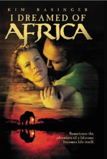 I Dreamed of Africa (2000) cover