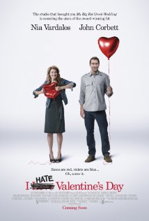 I Hate Valentine's Day (2009) cover