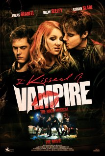 I Kissed a Vampire (2010) cover