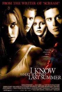 I Know What You Did Last Summer (1997) cover