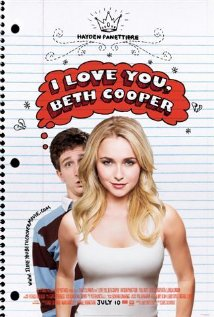 I Love You, Beth Cooper (2009) cover