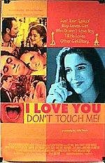 I Love You, Don't Touch Me! (1997) cover