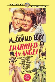 I Married an Angel (1942) cover