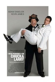 I Now Pronounce You Chuck & Larry 2007 poster