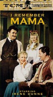 I Remember Mama (1948) cover