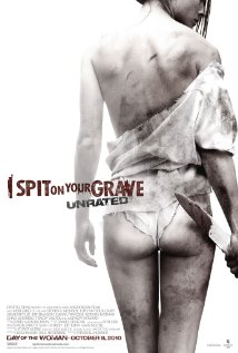 I Spit on Your Grave (2010) cover