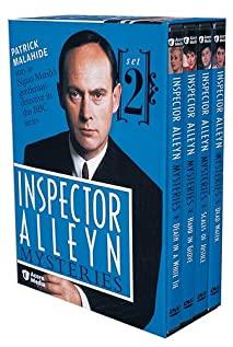 Alleyn Mysteries 1990 poster