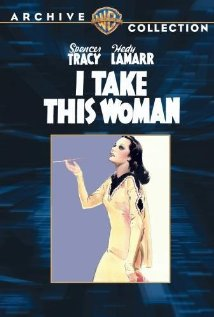 I Take This Woman (1940) cover