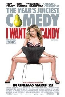 I Want Candy (2007) cover