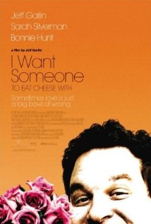 I Want Someone to Eat Cheese With (2006) cover