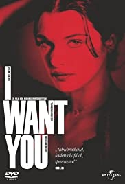 I Want You (1998) cover
