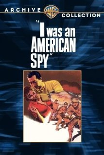 I Was an American Spy (1951) cover