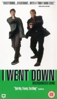 I Went Down (1997) cover