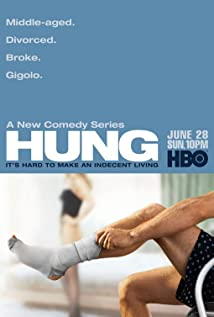 Hung (2009) cover