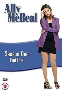 Ally McBeal (1997) cover