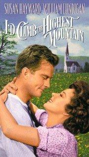 I'd Climb the Highest Mountain 1951 poster