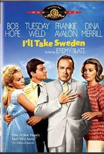 I'll Take Sweden 1965 poster