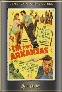 I'm from Arkansas 1944 poster