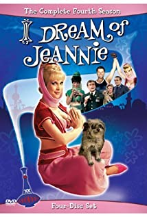 I Dream of Jeannie (1965) cover
