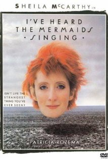 I've Heard the Mermaids Singing 1987 poster