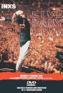 INXS: Live Baby Live (1991) cover