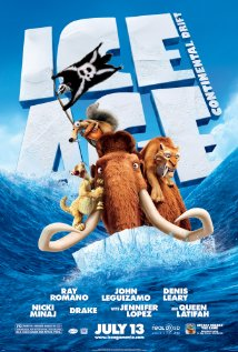 Ice Age: Continental Drift (2012) cover