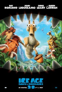 Ice Age: Dawn of the Dinosaurs 2009 poster