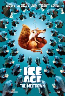 Ice Age: The Meltdown (2006) cover