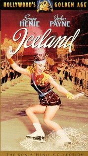Iceland 1942 poster