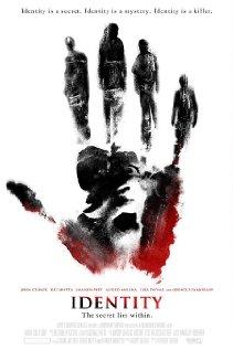 Identity (2003) cover