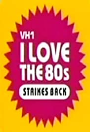 I Love the '80s Strikes Back (2003) cover