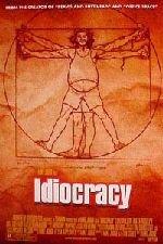 Idiocracy (2006) cover